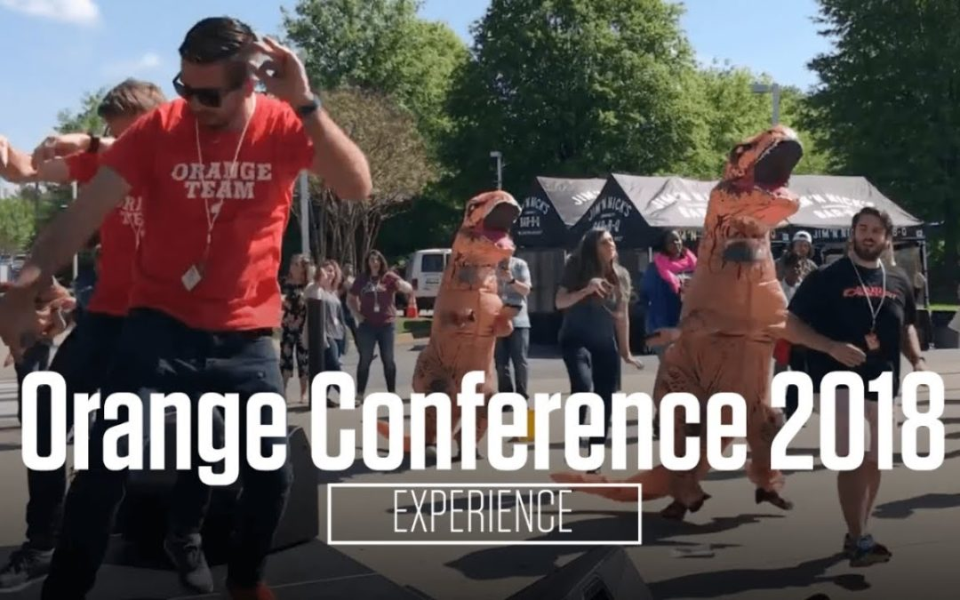 Orange Conference 2018 Experience