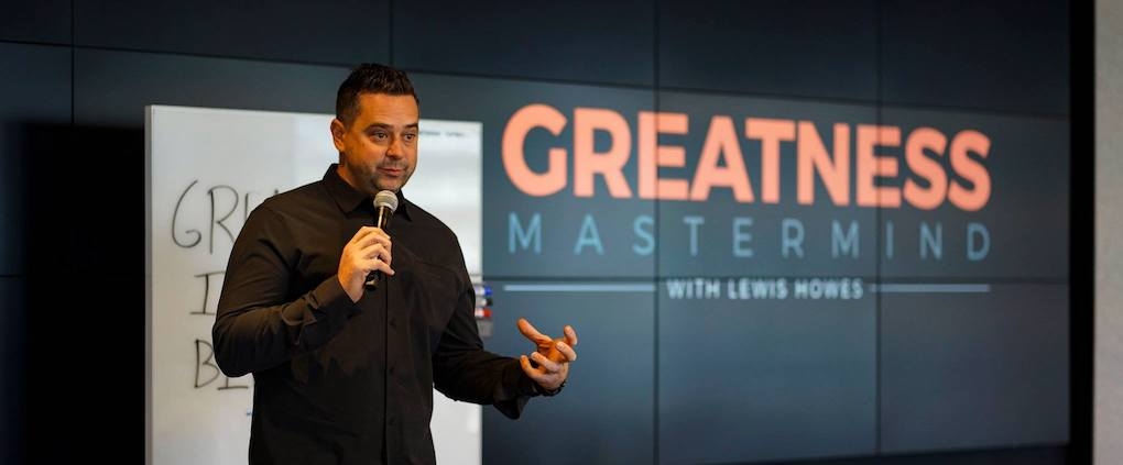 What I Learned from The Greatness Mastermind with Lewis Howes: Session 1