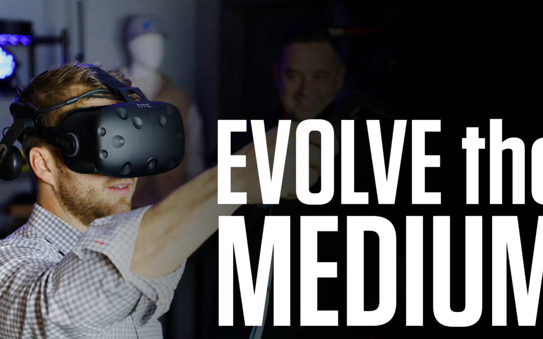 Drawing in Virtual Reality: Evolve the Medium