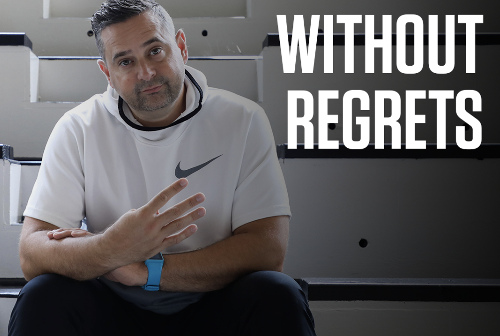 The Secret to Living Without Regrets