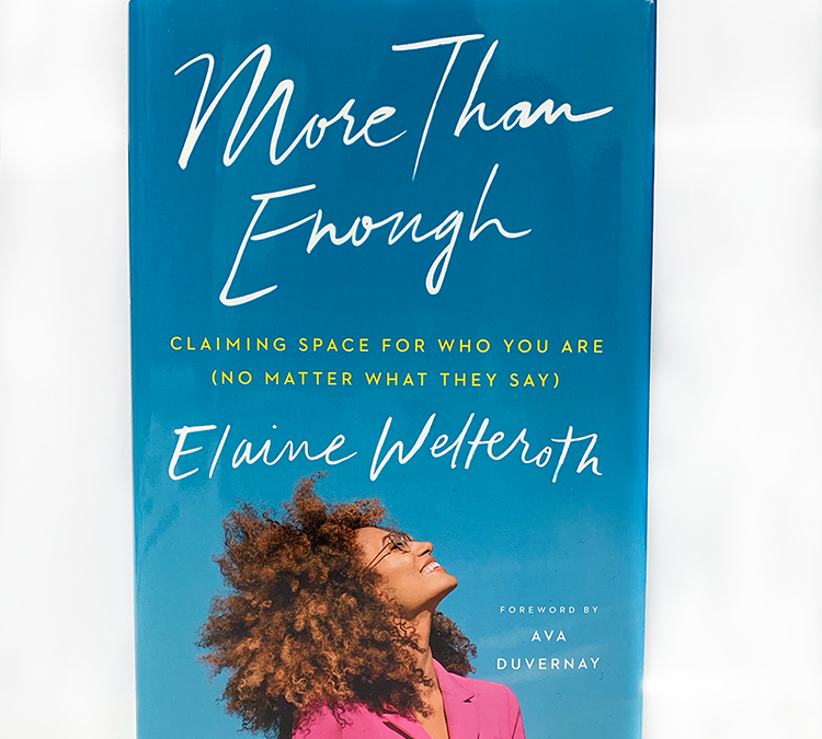 What Makes You Feel Alive with Elaine Welteroth – 031